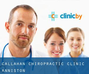 Callahan Chiropractic Clinic (Anniston)