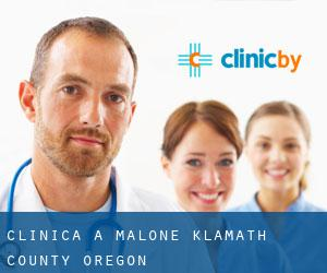 clinica a Malone (Klamath County, Oregon)